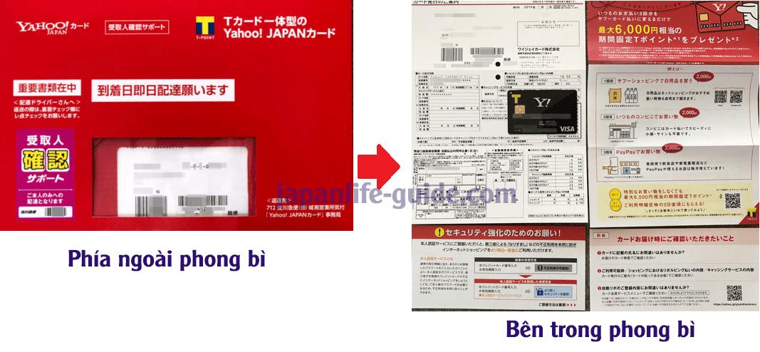 đăng ký thẻ tín dụng yahoo