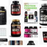 mua protein ở nhật