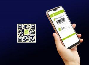 thanh toán mã qr code ở nhật