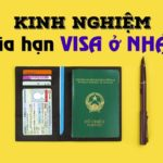gia hạn visa ở nhật