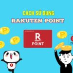 cách sử dụng point của rakuten