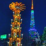 địa điểm đón giáng sinh ở tokyo