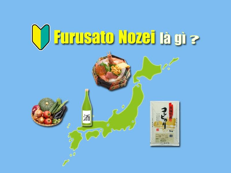 thuế furusato nozei là gì