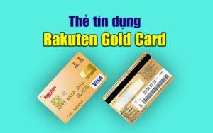 thẻ vàng rakuten
