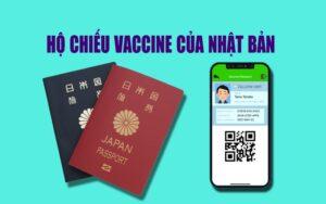hộ chiếu vaccine điện tử của nhật