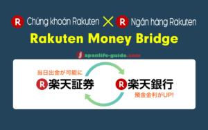 rakuten money bridge là gì